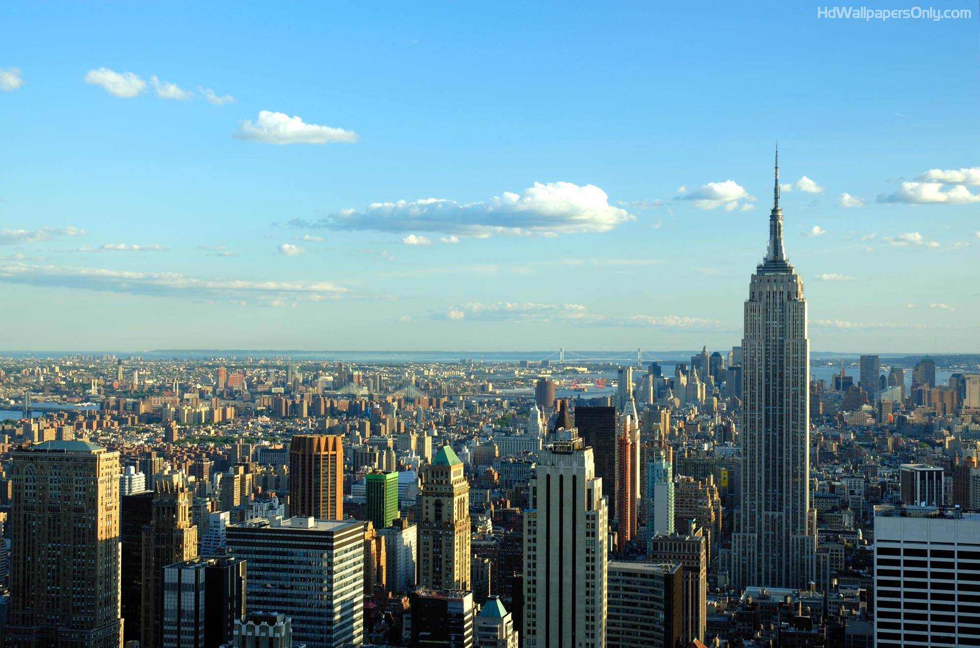 New York City Skyline Wallpapers