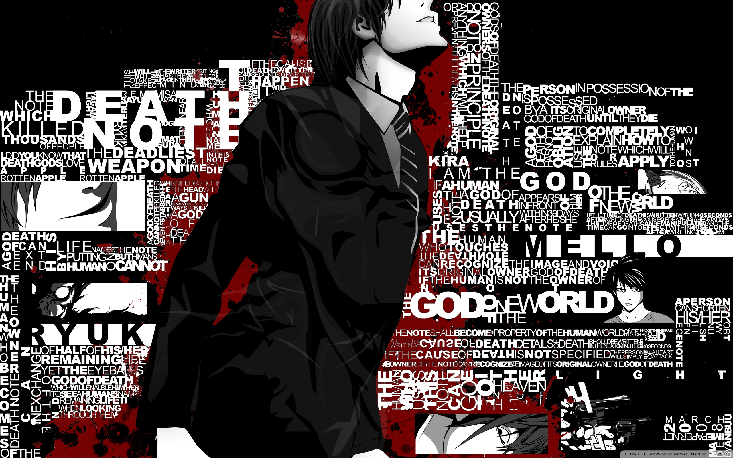 Death Note Wallpapers High Quality Download Free