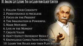 Albert Einstein 1080p