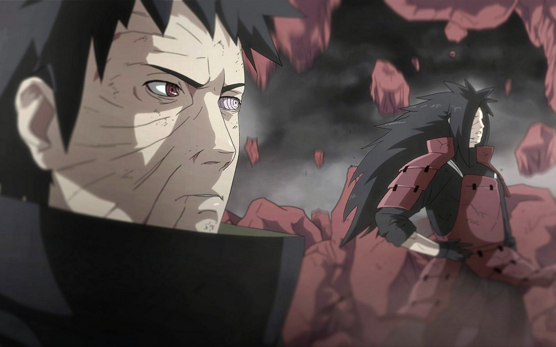 Uchiha Madara Wallpapers High Quality Download Free