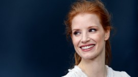 Jessica Chastain background