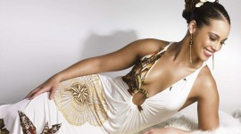 Alicia Keys Wide wallpaper
