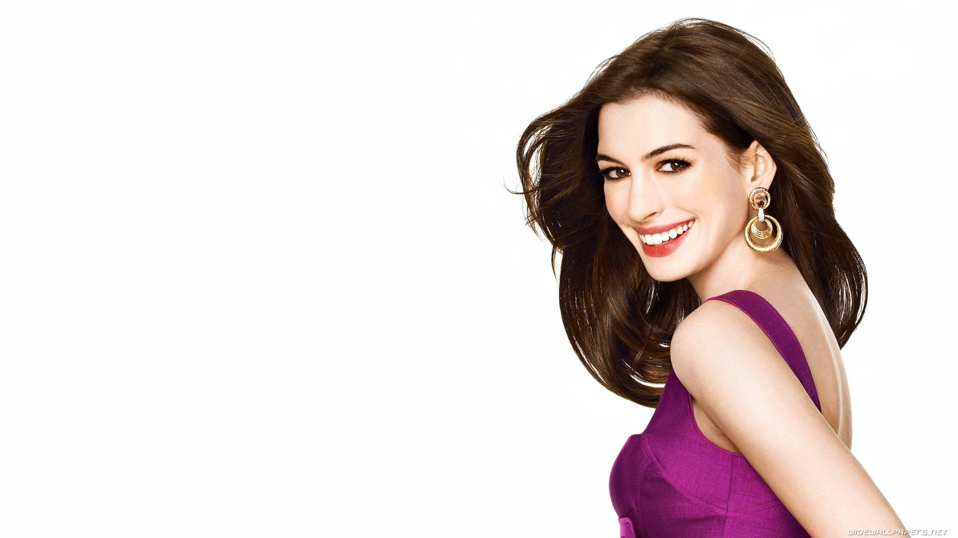 Anne Hathaway Wallpapers High Quality Download Free