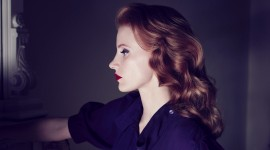 Jessica Chastain for smartphone