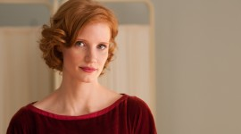 Jessica Chastain Wide wallpaper