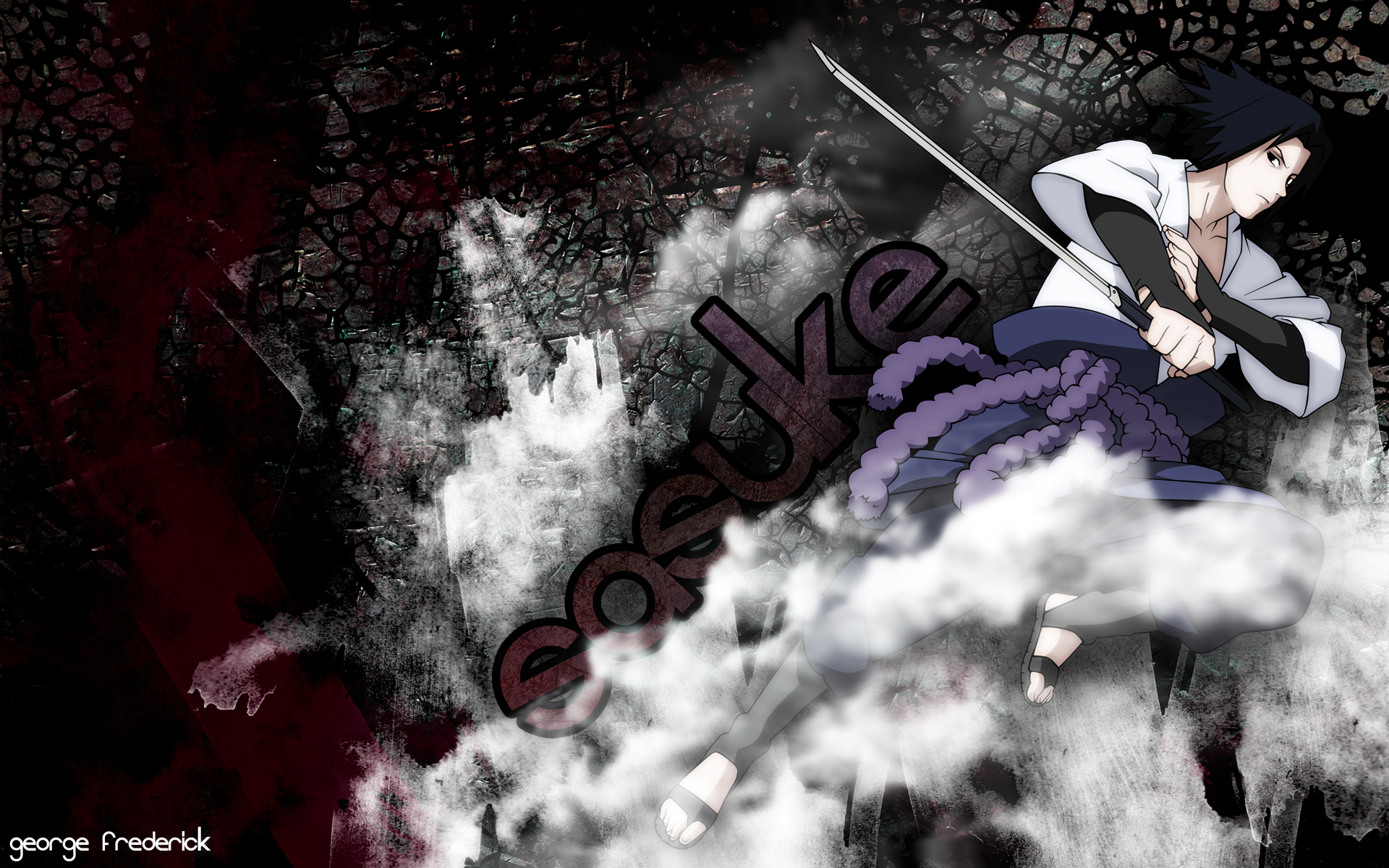 Sasuke Uchiha Shippuden Wallpaper
