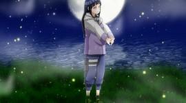Hyuuga Hinata background