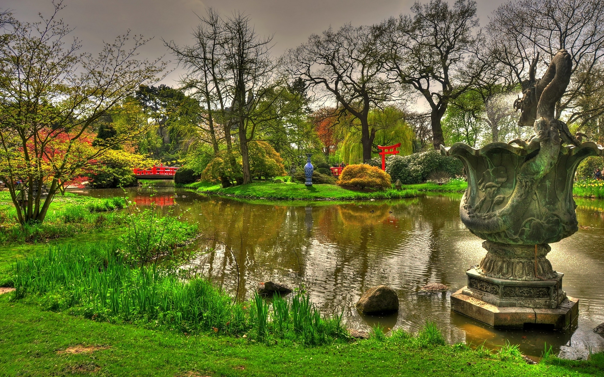 Japanese Garden Wallpapers: Garden Wallpapers High Quality