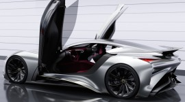 Infiniti Vision Wide wallpaper