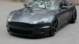 Aston Martin Dbs 4K