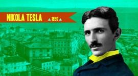 Nikola Tesla 4K