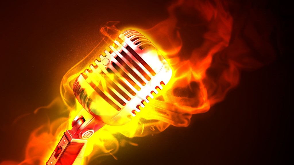 Microphone wallpapers HD