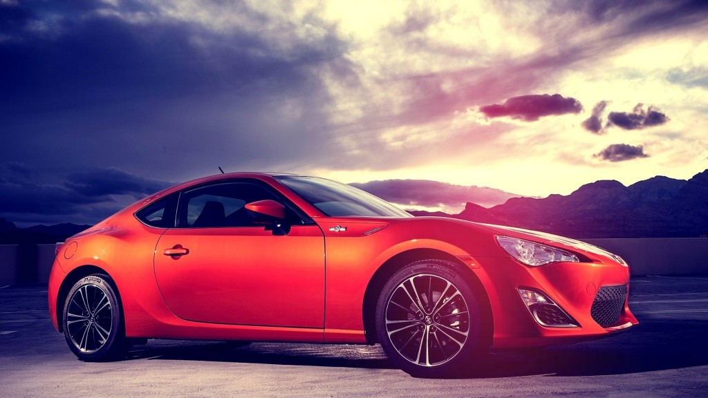 Subaru BRZ wallpapers HD