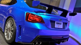 Subaru Brz High Definition