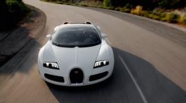 Bugatti Veyron High Definition