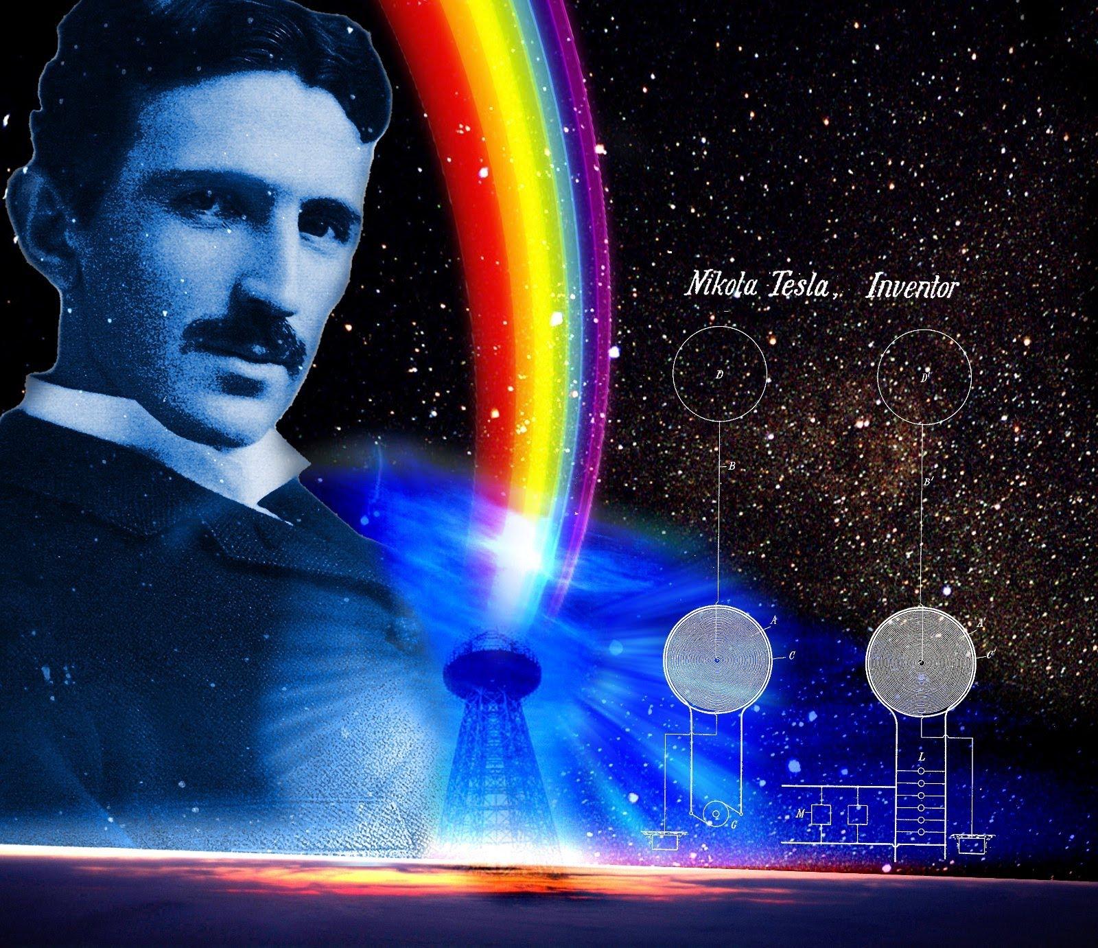 Nikola Tesla Wallpapers High Quality Download Free