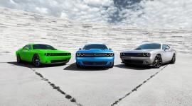 Dodge Challenger 2015 Wallpapers