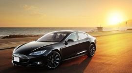 Tesla Model S Wide wallpaper