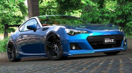 Subaru Brz Full HD
