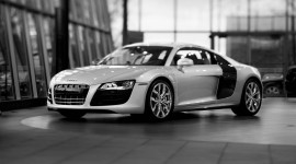 Audi R8 High resolution