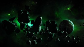 Asteroid For desktop