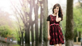 Asian Girl for smartphone