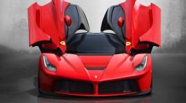 Ferrari Laferrari Wide wallpaper