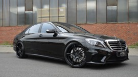 Mercedes-Benz Amg S63 Pictures