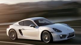 Porsche Cayman High resolution