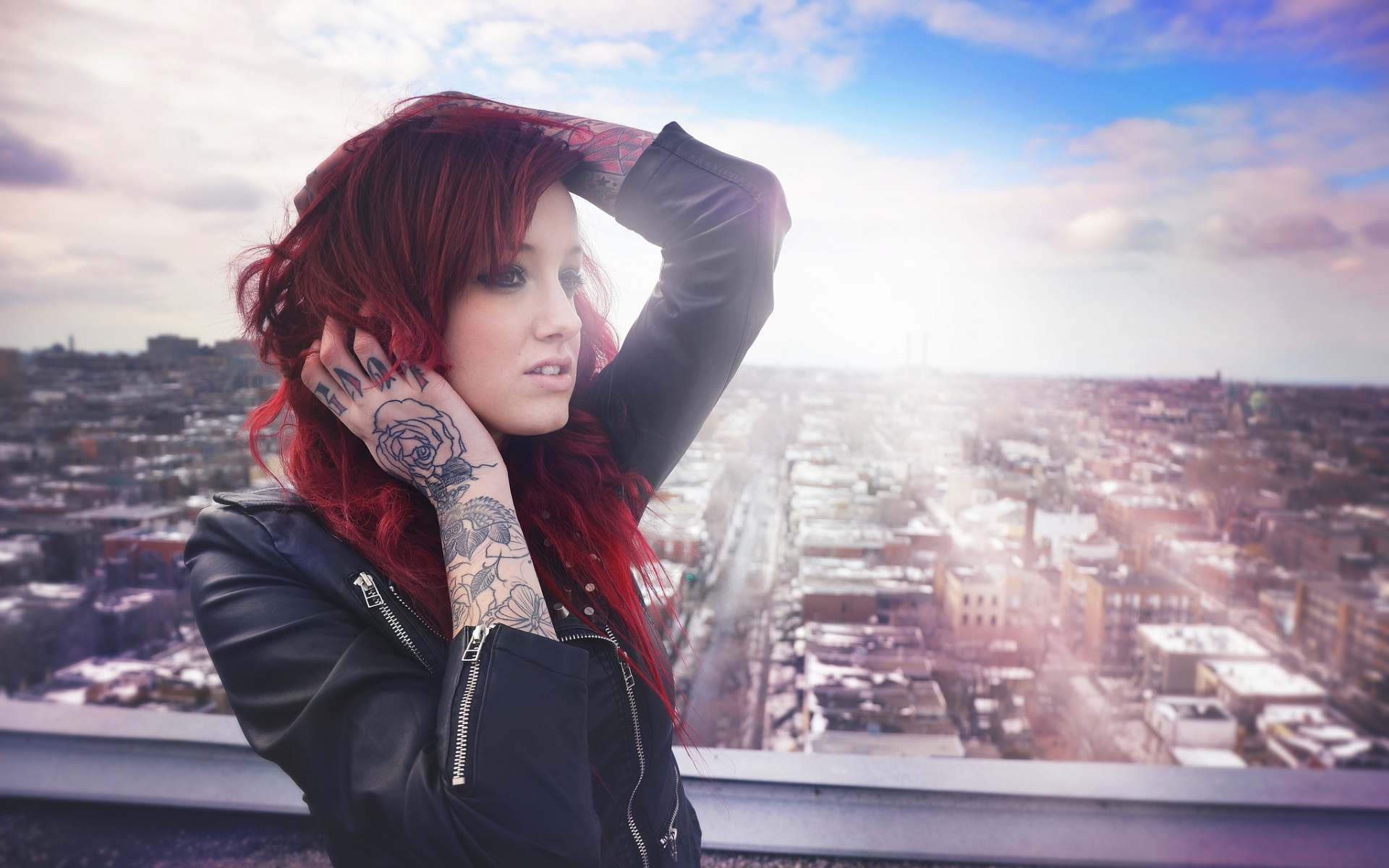 Tattoo Girl Wallpapers High Quality | Download Free