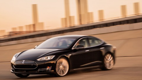 Tesla Model S wallpapers high quality