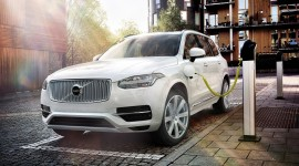 Volvo Xc90 for smartphone