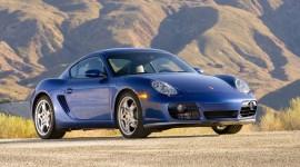 Porsche Cayman 4K