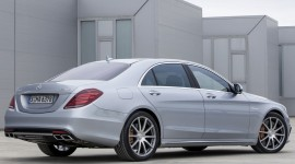 Mercedes-Benz Amg S63 High Definition