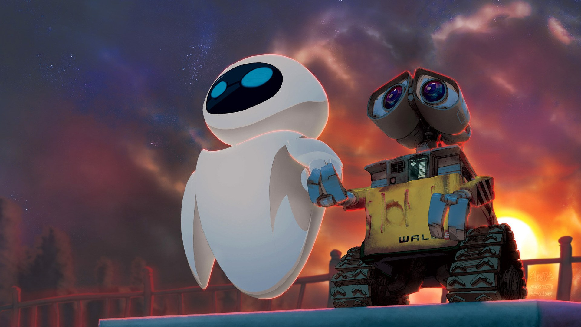 wall-e wallpapers high quality | download free