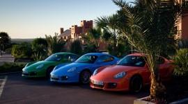 Porsche Cayman Pics