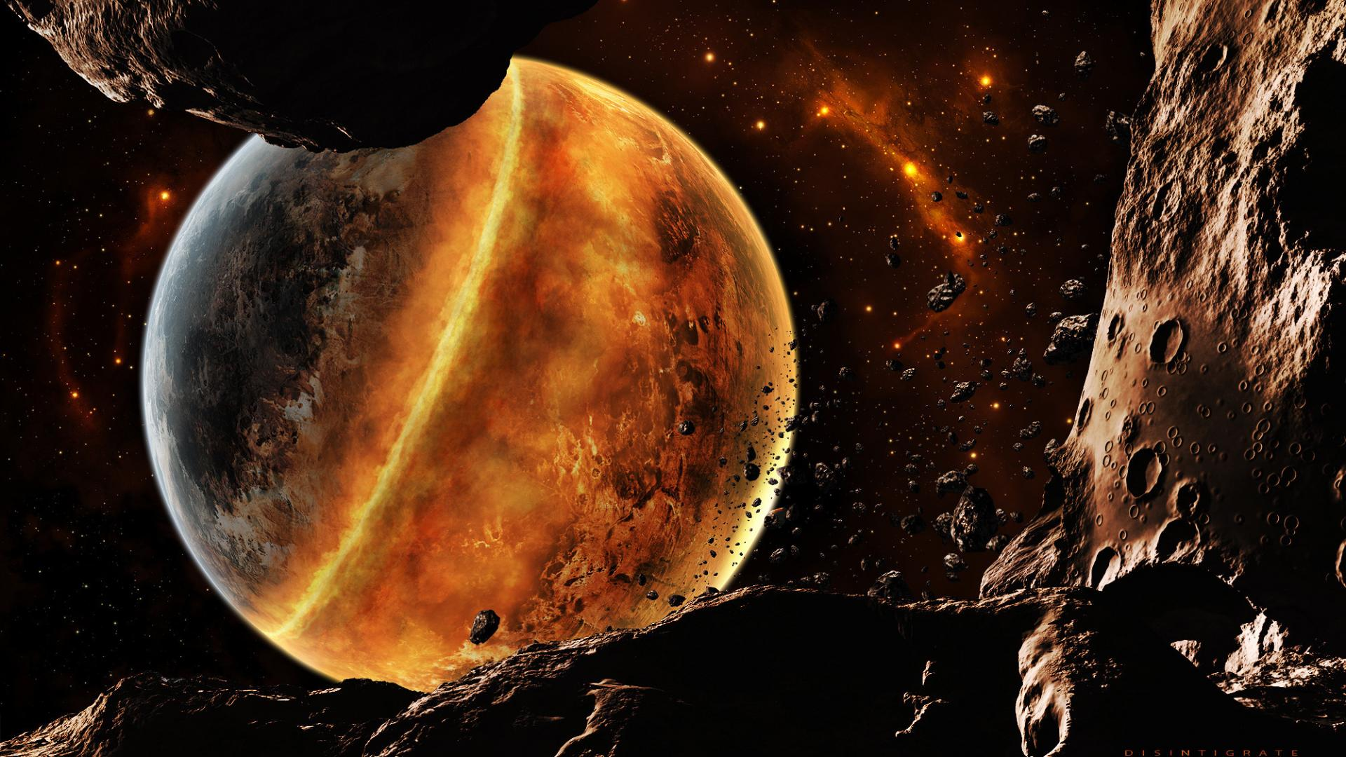Asteroid wallpapers high quality download free - Space wallpaper large ...