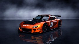 Mazda Rx 7 for smartphone