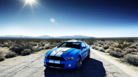 Ford Mustang Gt for smartphone