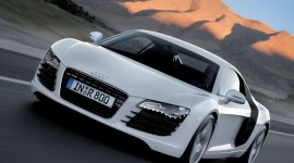 Audi R8 Wide wallpaper