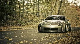Nissan 350Z High resolution