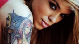 Tattoo Girl 4K