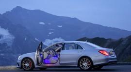 Mercedes-Benz Amg S63 Pics