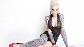 Tattoo Girl Photos