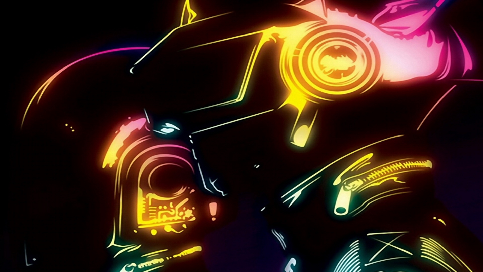 Daft punk wallpapers high quality download free - Wallpapers punk ...