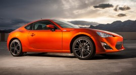 Toyota Scion Fr-S For desktop