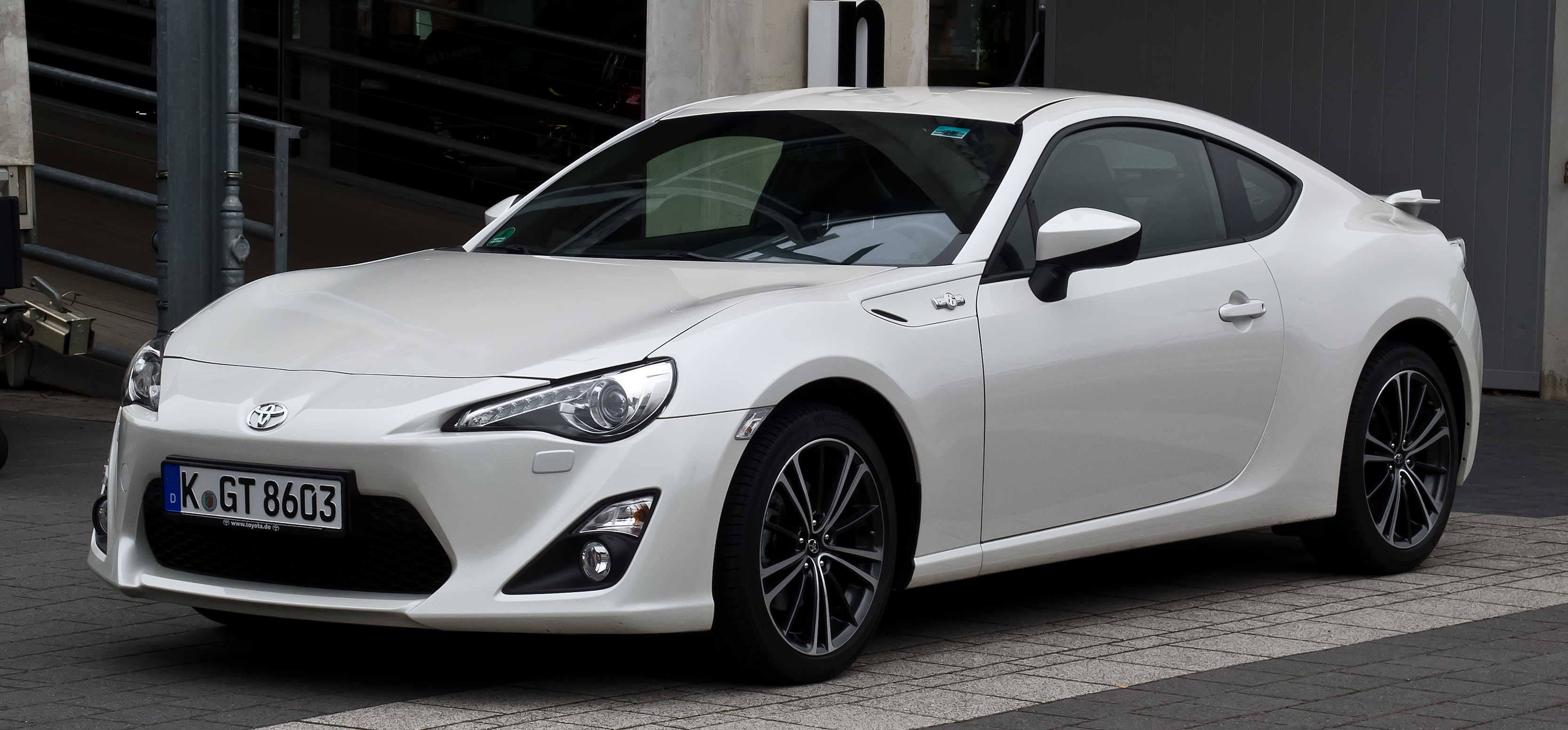 Toyota GT 86 Wallpapers High Quality | Download Free