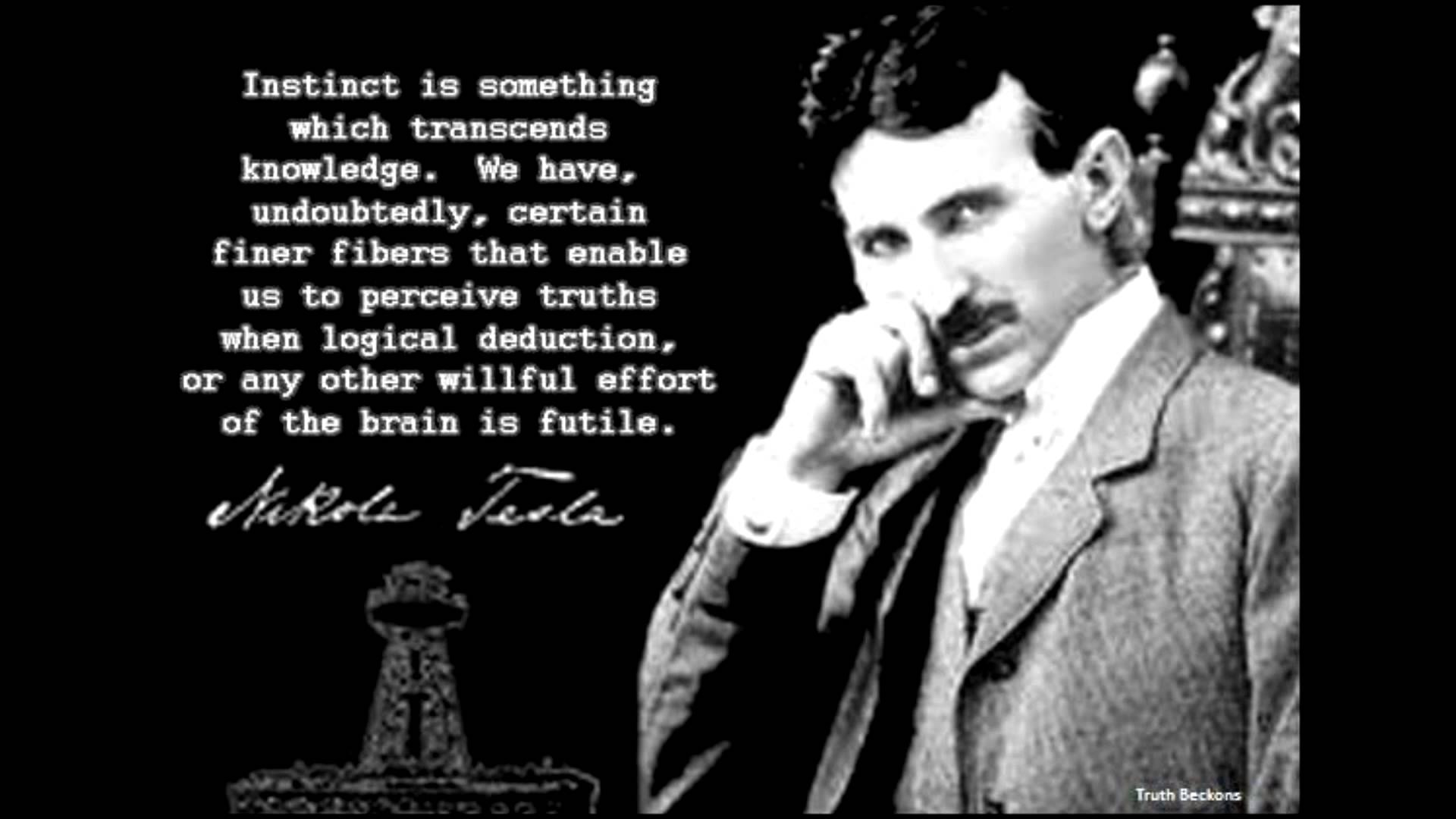 Nikola Tesla Wallpapers High Quality Download Free