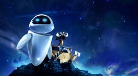 Wall-E Wide wallpaper