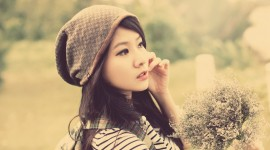 Asian Girl High quality wallpapers